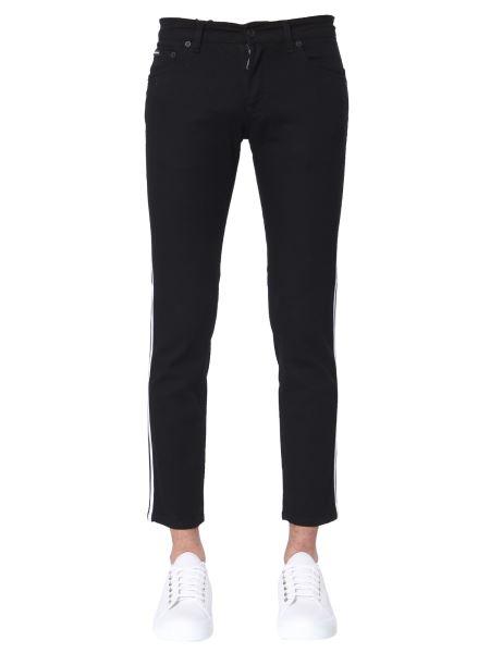 Dolce & Gabbana - Skinny Fit Denim Stretch Jeans