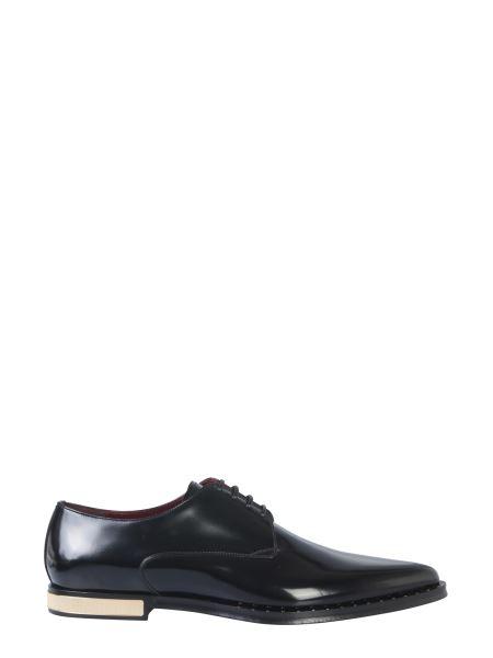 Dolce & Gabbana - Derby Millennials Brushed Shoe