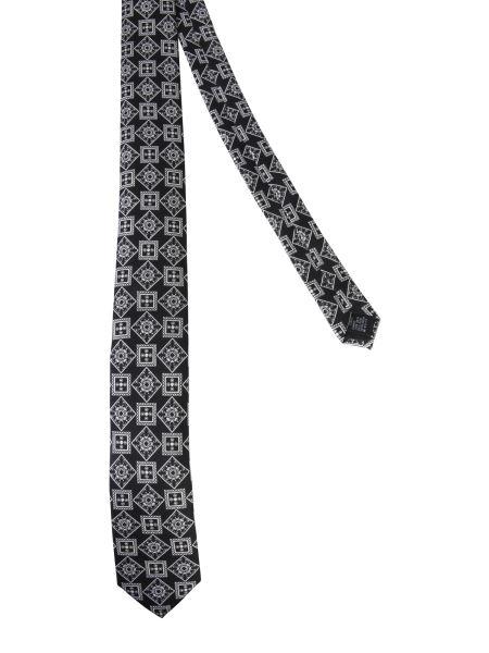 Dolce & Gabbana - Cravatta In Seta Con Stampa