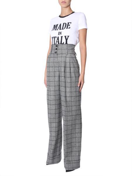 Dolce & Gabbana - Cotton Jersey T-shirt With Sacred Heart Logo Print