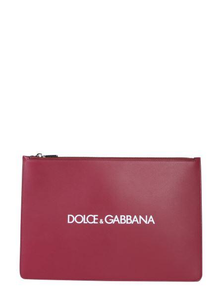 Dolce & Gabbana - Portadocumenti Con Logo
