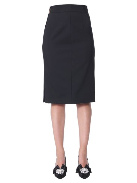 Dolce & Gabbana - Wool Skirt