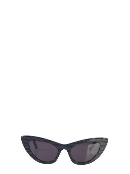 Saint Laurent - Sl 213 Lily Tiger Acetate Sunglasses