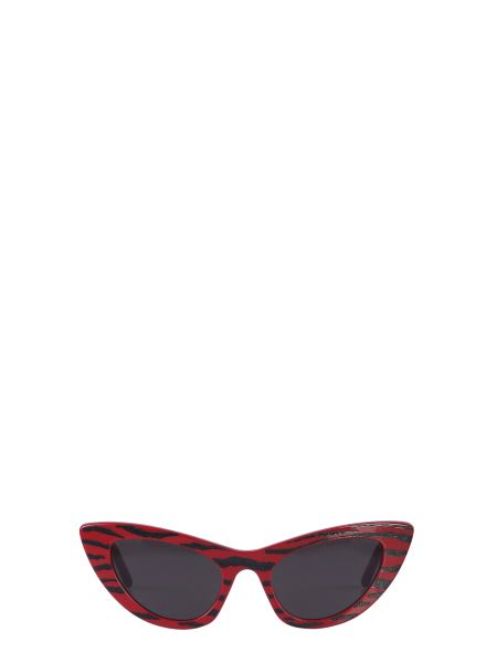 Saint Laurent - Sl 213 Lily Tiger Acetate Sunglasses