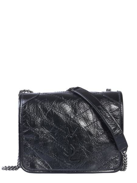 Saint Laurent - Niki Chain Leather Shoulder Bag