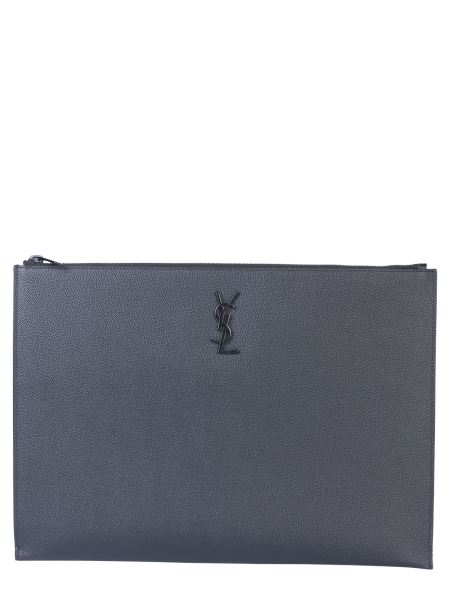 Saint Laurent - Pouch Con Zip