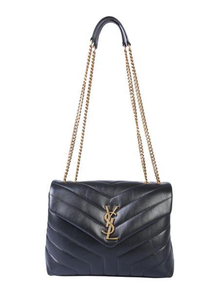 Saint Laurent - Small Loulou Leather Bag