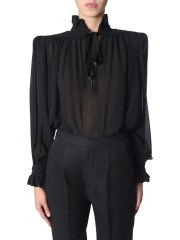 SAINT LAURENT - CAMICIA POETA