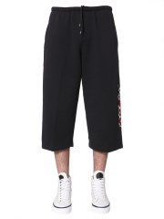MCQ ALEXANDER MCQUEEN - PANTALONE CROPPED