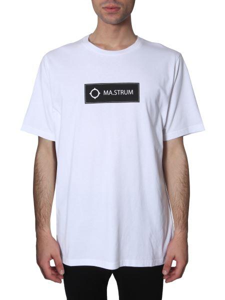 Ma.strum - T-shirt Girocollo