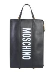 MOSCHINO - ZAINO CLUTCH