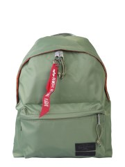 EASTPAK X ALPHA INDUSTRIES - ZAINO PADDED PAK'R® ALPHA