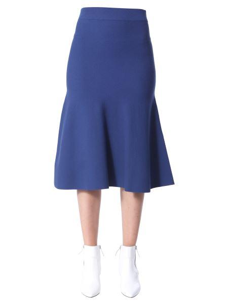 """Sportmax Code - """"este"""" Knitted Midi Skirt"""