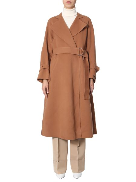 "Sportmax Code - "" Work "" Double Virgin Wool Coat"