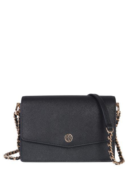 Tory Burch - Mini Robinson Saffiano Leather Bag