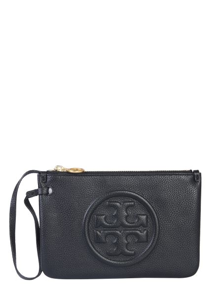Tory Burch - Pochette Perry Bombe In Pelle