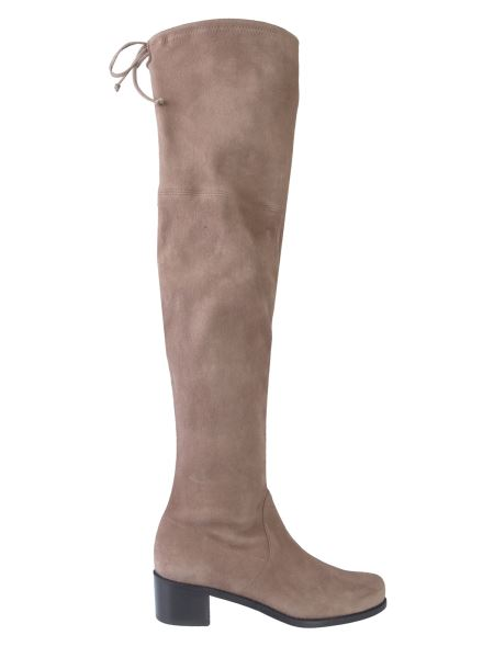 Stuart Weitzman - Midland Boots In Suede