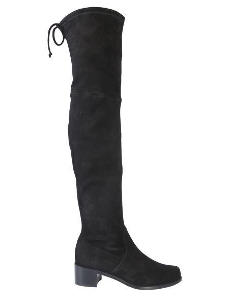 Stuart Weitzman - Midland Suede Boots