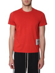 RICK OWENS - T-SHIRT SHORT LEVEL T