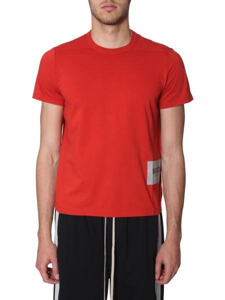 Rick Owens - T-shirt Short Level T