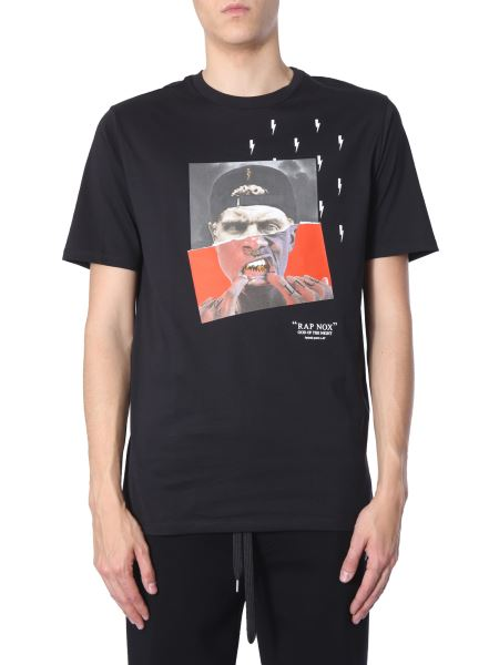 Neil Barrett - T-shirt Oversize Fit