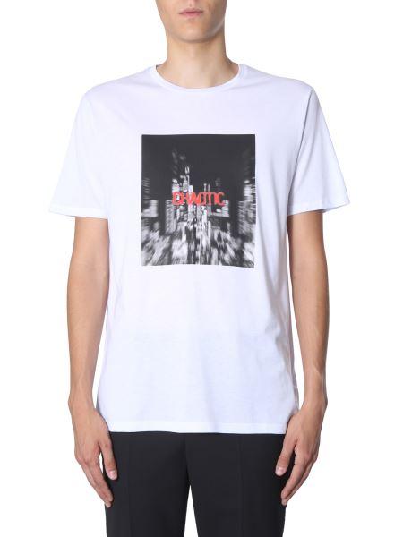 "Neil Barrett - T-shirt ""chaotic"""