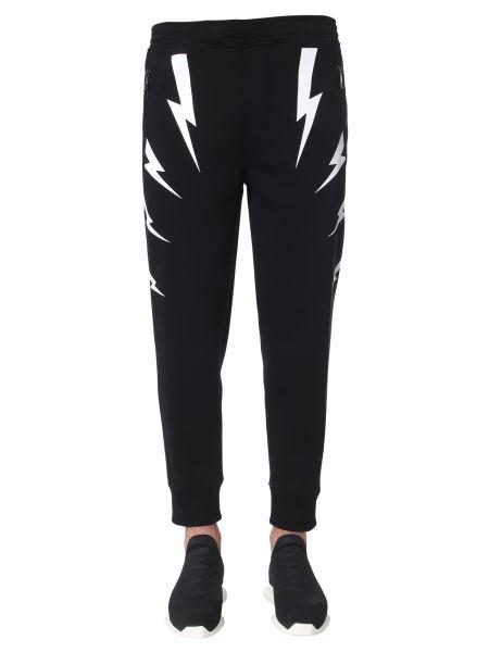 Neil Barrett - Lightweight Jogging Trousers