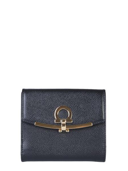 Salvatore Ferragamo - Small Gancini Leather Wallet