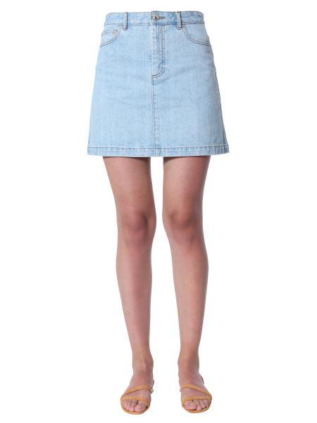 A.p.c. - Fanny Denim Skirt