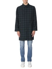 A.P.C. - TRENCH MAC NEW ENGLAND