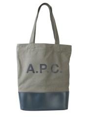 A.P.C. - BORSA SHOPPING AXEL