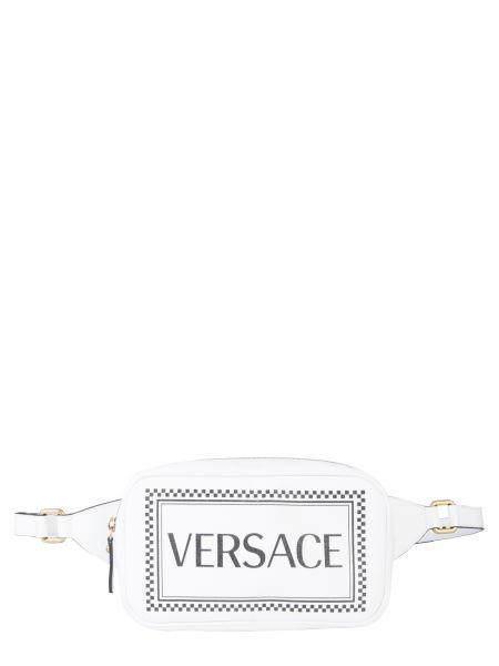 Versace - Rectangular Bag With Vintage 90 Logo