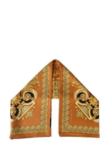 Versace - Square Silk Scarf