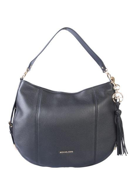 Michael By Michael Kors - Brooke Leather Shoulder Bag