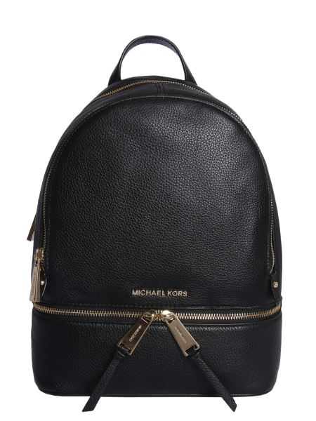 Michael By Michael Kors - Medium Rhea Zip Backpack In Hammered Leather
