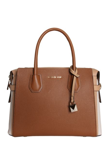 Michael By Michael Kors - Hammered Leather Mercer Bag