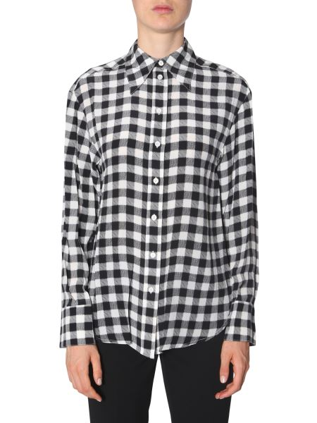 Michael By Michael Kors - Square Silk Shirt