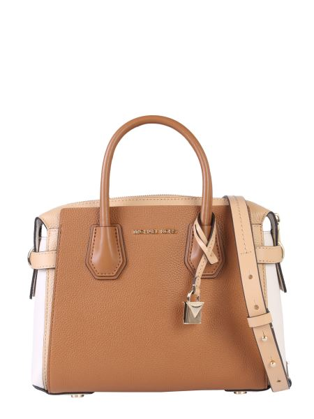 Michael By Michael Kors - Mercer Leather Hammered Bag