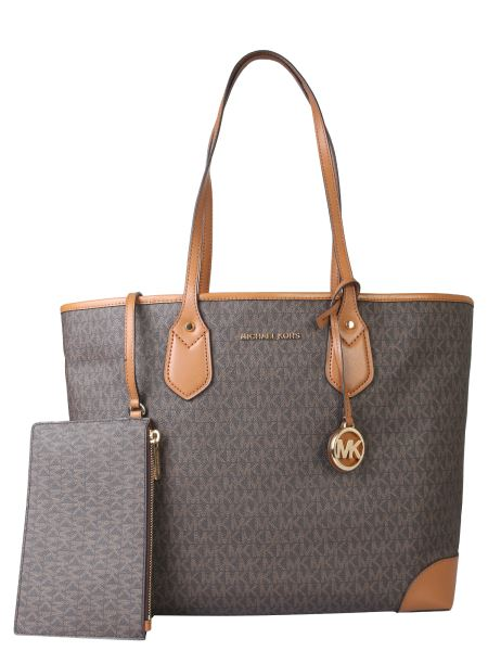 Michael By Michael Kors - Large Eva Tote Bag With Logo