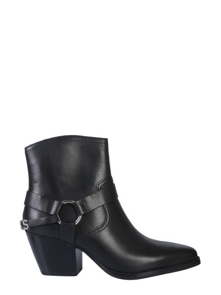 Michael By Michael Kors - Goldie Leather Boot