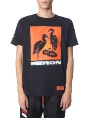 HERON PRESTON - T-SHIRT REGULAR FIT