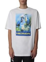 HERON PRESTON - T-SHIRT OVERSIZE FIT