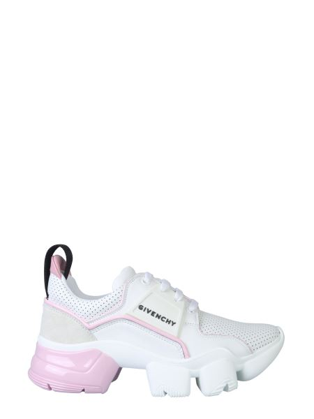 Givenchy - Basket Jaw Leather Low Sneaker
