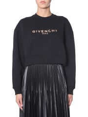 GIVENCHY - FELPA CROPPED