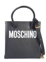 MOSCHINO - BORSA SHOPPER CON LOGO