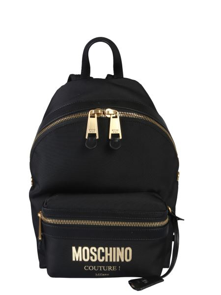 Moschino - Technical Fabric Backpack With Logo