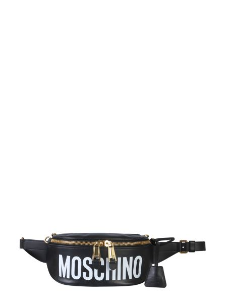 Moschino - Pouch With Logo Print
