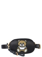MOSCHINO - MARSUPIO TEDDY BEAR PERLINE