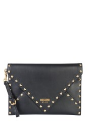 MOSCHINO - CLUTCH IN PELLE