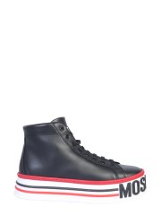 MOSCHINO - SNEAKER HIGH PLATFORM